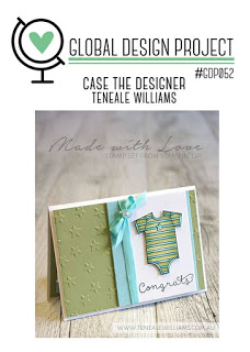 Global Design Project CASE Teneale Williams