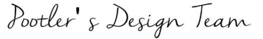 Pootles Papercraft Design Team November 2016