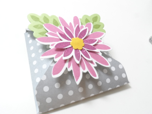 Make it Monday Video Tutorial featuring Flower Patch from Stampin' Up! UK