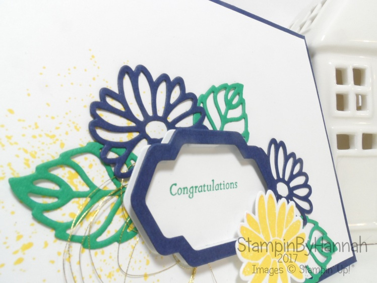 Pootles Papercraft Team Blog Hop Spring Summer Catalogue using Special Reason from Stampin' Up! UK
