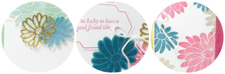 Online Card Class using Special Reason from Stampin' Up! UK