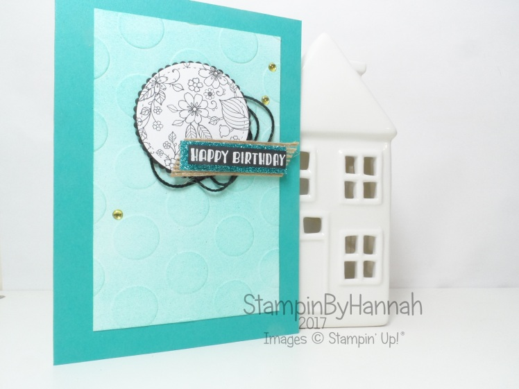 Make It Monday Sale-a-bration Special using Inside the Lines from Stampin' Up! to make 4 cards for all occasions