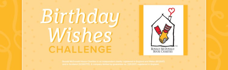 Birthday Wishes 10,000 card challenge Stampin' Up! UK