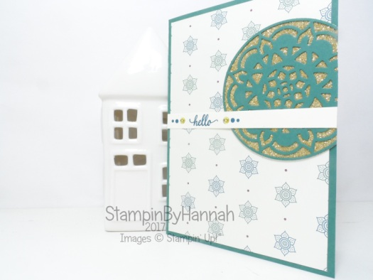 Eastern Palace Bundle card kit from Stampin' Up!