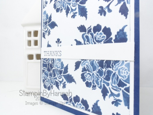 Make It Monday Video Tutorial making quick and easy cards using Floral Boutique Designer Series Paper from Stampin' Up! UK